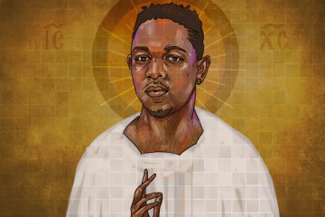 radical christianity of kendrick lamar