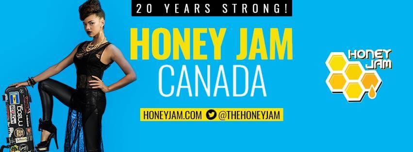 Honey Jam concert 20th anniversary