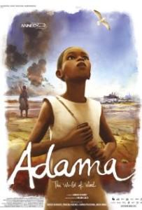 Adama Cover