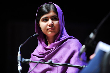 Malala Yousafzai, most influential teens