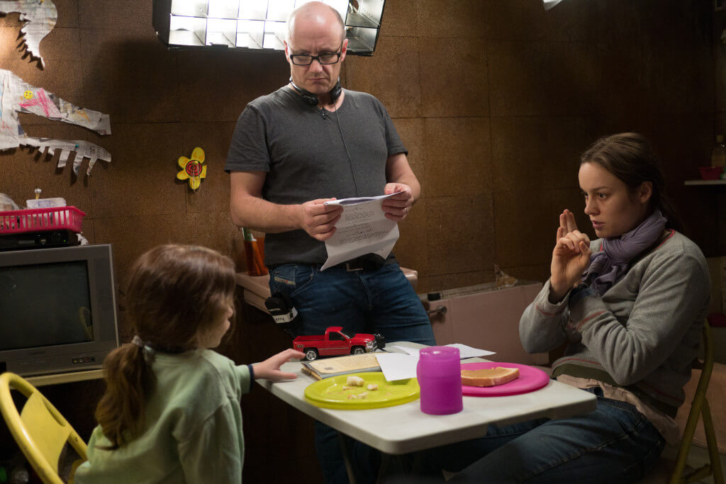 Room director Lenny Abrahamson Courtesy of A24 Films
