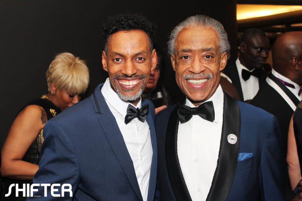 Al Sharpton at the Ottawa Black History Month Gala