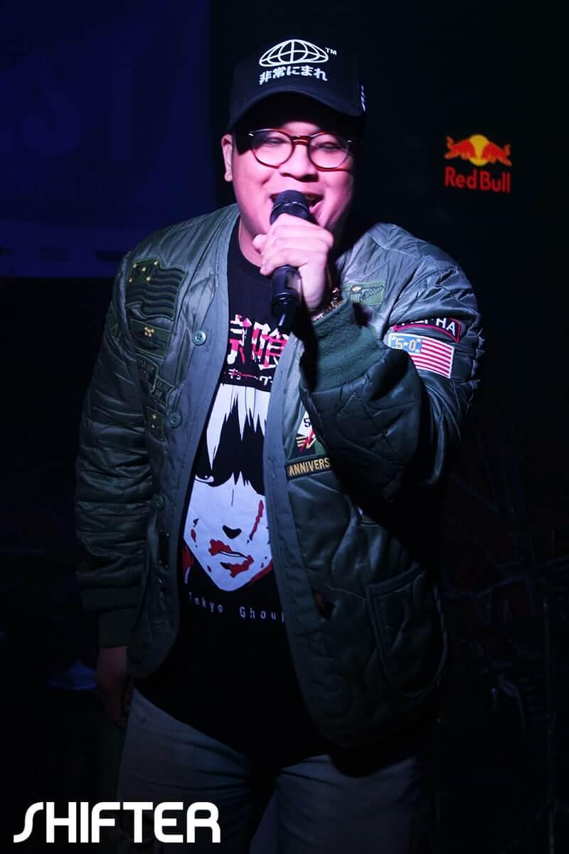 Eddie Quotez performing at JUNOfest