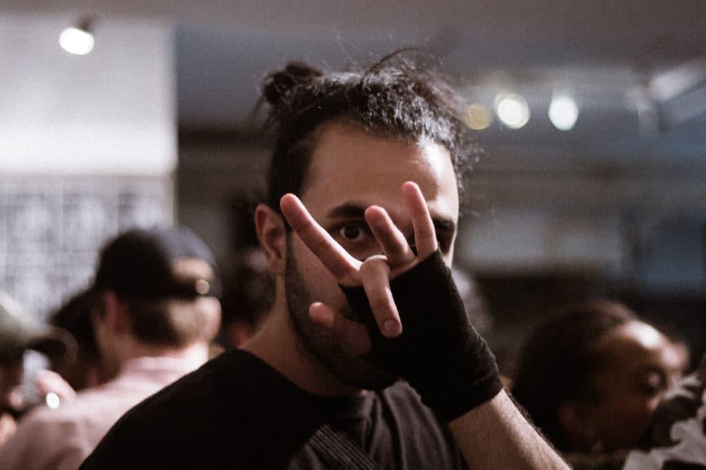 Amir Zargara (photo credit: Arnold Hamisi/Gifted Visions)