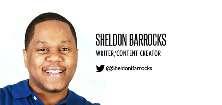 Sheldon Barrocks_Author