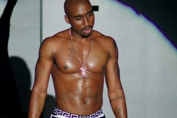 Tupac biopic All Eyez On Me
