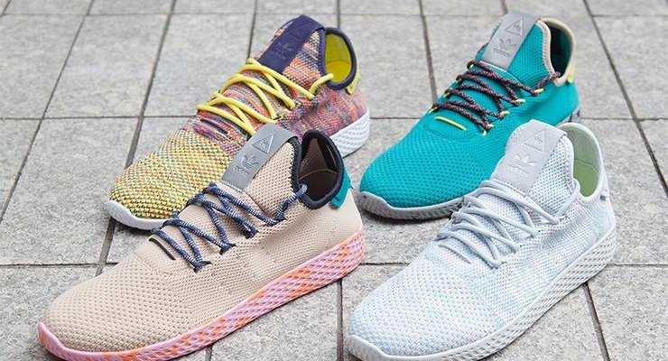 40060e9acb316 Style With a Statement  The Evolution of Pharrell x Adidas HU NMD
