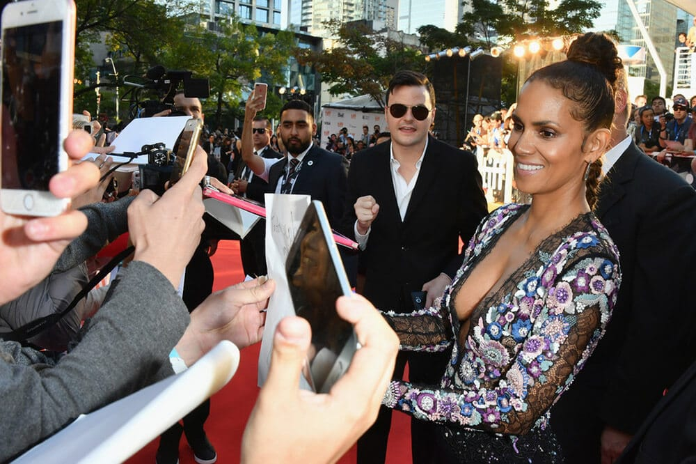Halle Berry at TIFF