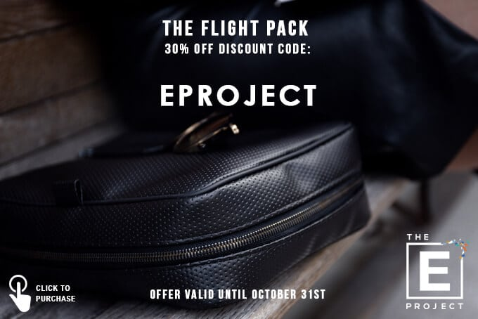 The Flight Pack promo