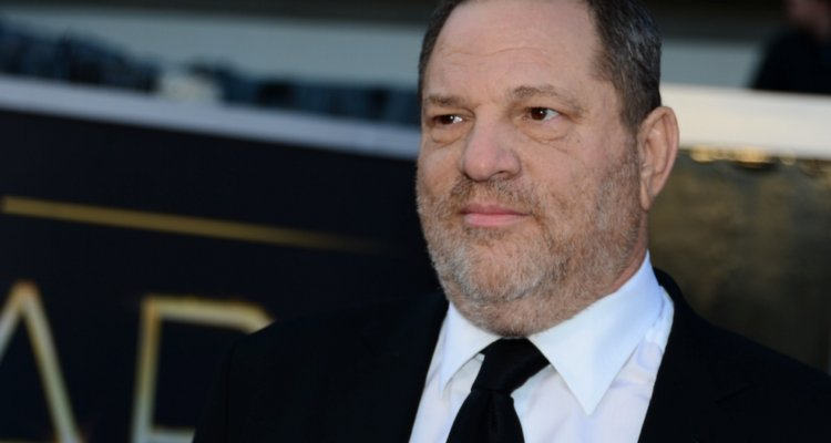 Harvey Weinstein accused of sexual harassment in Hollywood