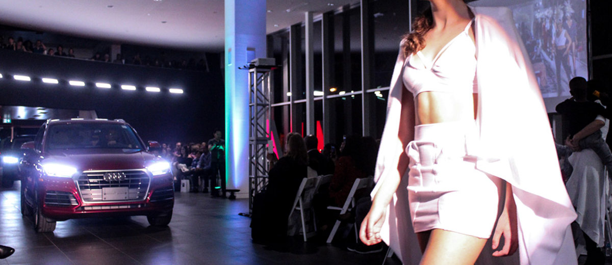 Kania New York Fashion Week Encore
