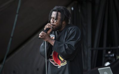 city fidelia at bluesfest RBC Bluesfest 2018 recap Ottawa doesn't really care about hip-hop