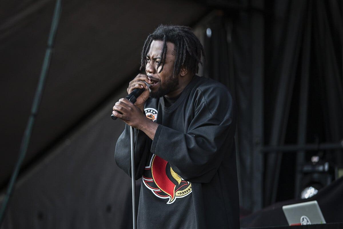 city fidelia at bluesfest RBC Bluesfest 2018 recap Ottawa doesn't really care about hip-hop