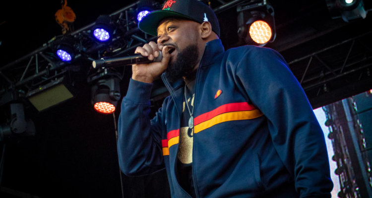 Ghostface Killah at bluesfest