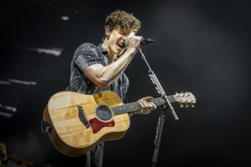 shawn mendes at bluesfest