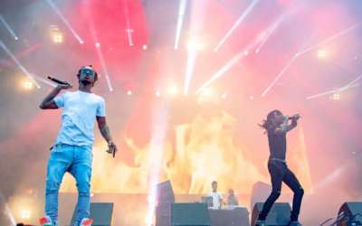 rae sremmurd at bluesfest
