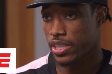 ESPN Demar Derozan interview