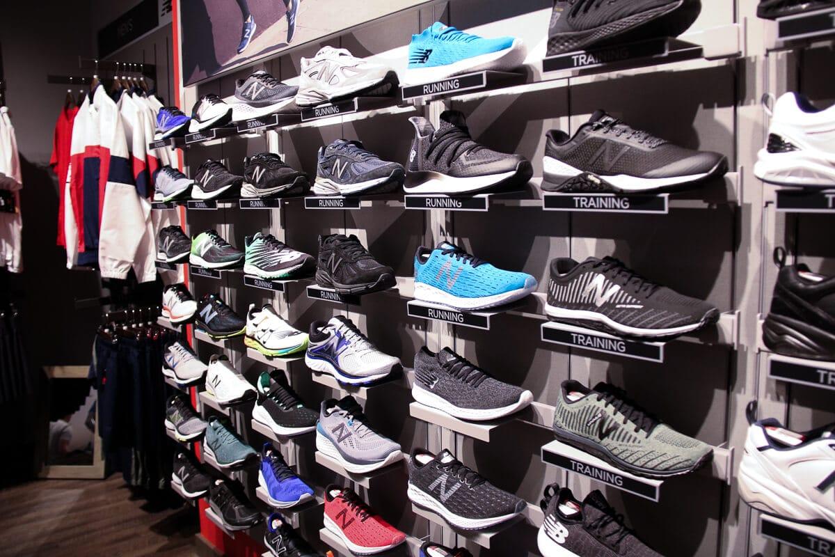 rideau center shoe stores