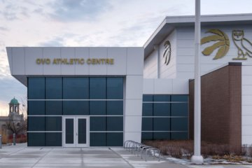 ovo athletic centre