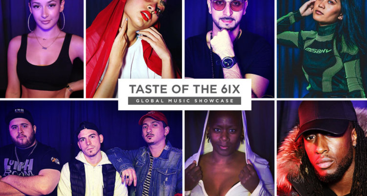 Taste of the 6ix