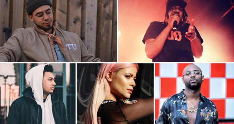 canadian hip-hop and R&B artists